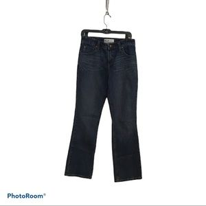 Levi Strauss Signature Boot Cut Size 6 Jeans
